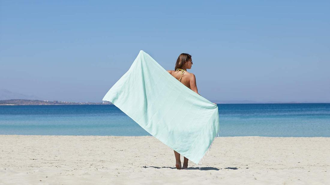Why you need to bring a Turkish towel when you travel again   CNN Underscored