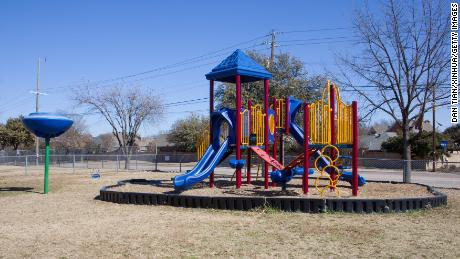 How you and your kids can avoid Covid-19 at playgrounds