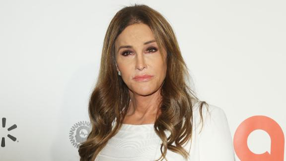 Caitlyn Jenner attends the 28th Annual Elton John AIDS Foundation Academy Awards Viewing Party on February 9, 2020 in West hollywood, California. (Photo by Michael Tran / AFP) (Photo by MICHAEL TRAN/AFP via Getty Images)