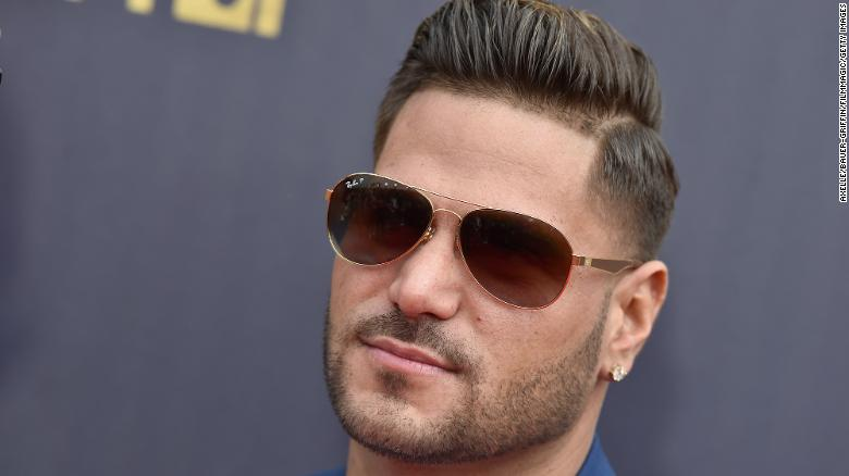 'Jersey Shore' star Ronnie Ortiz-Magro arrested on domestic violence allegation