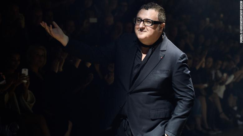 """Celebrated fashion designer <a href=""""http://www.cnn.com/style/article/alber-elbaz-designer-dies-intl/index.html"""" target=""""_blank"""">Alber Elbaz,</a> perhaps best known for his work at Yves Saint Laurent and Lanvin, died of Covid-19 on April 24, a spokesperson for the luxury fashion company Richemont told CNN. Elbaz was 59."""