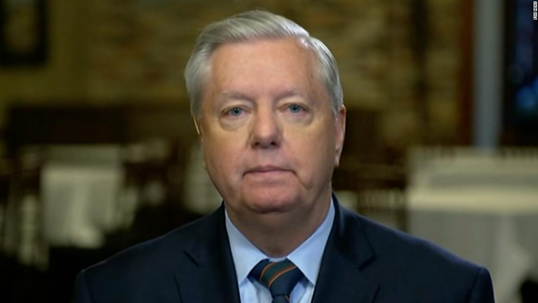 Fact check: Lindsey Graham inaccurately describes Democrats' redistricting proposal