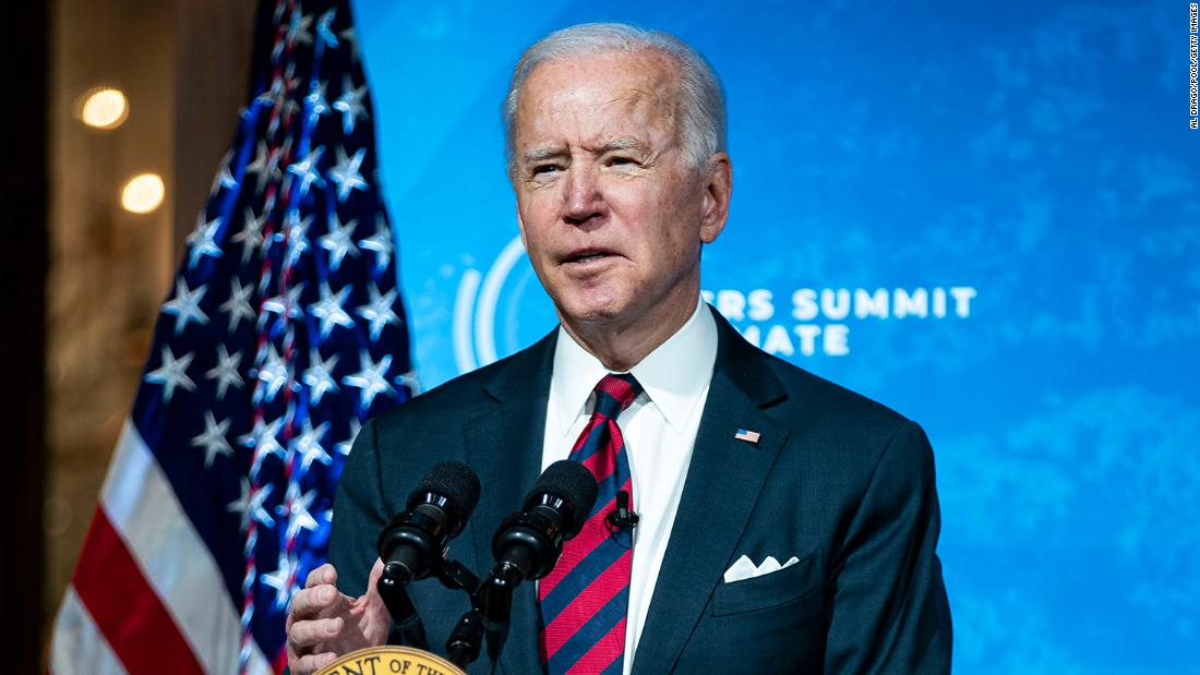 Biden sees American credibility on the line as he races to lock down climate action ahead of Glasgow