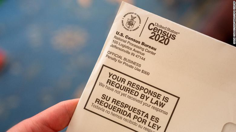 Census Bureau to announce population numbers that will be used to reapportion congressional seats