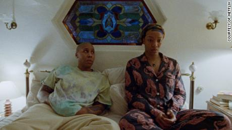"""(From left) Lena Waithe and Naomi Ackie star in season three of """"Master of None."""""""