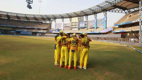 Lucrative Indian Premier League cricket tournament continues as India suffers alarming Covid-19 surge
