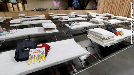 Migrant children stuck in limbo as Biden administration opens emergency shelters nationwide