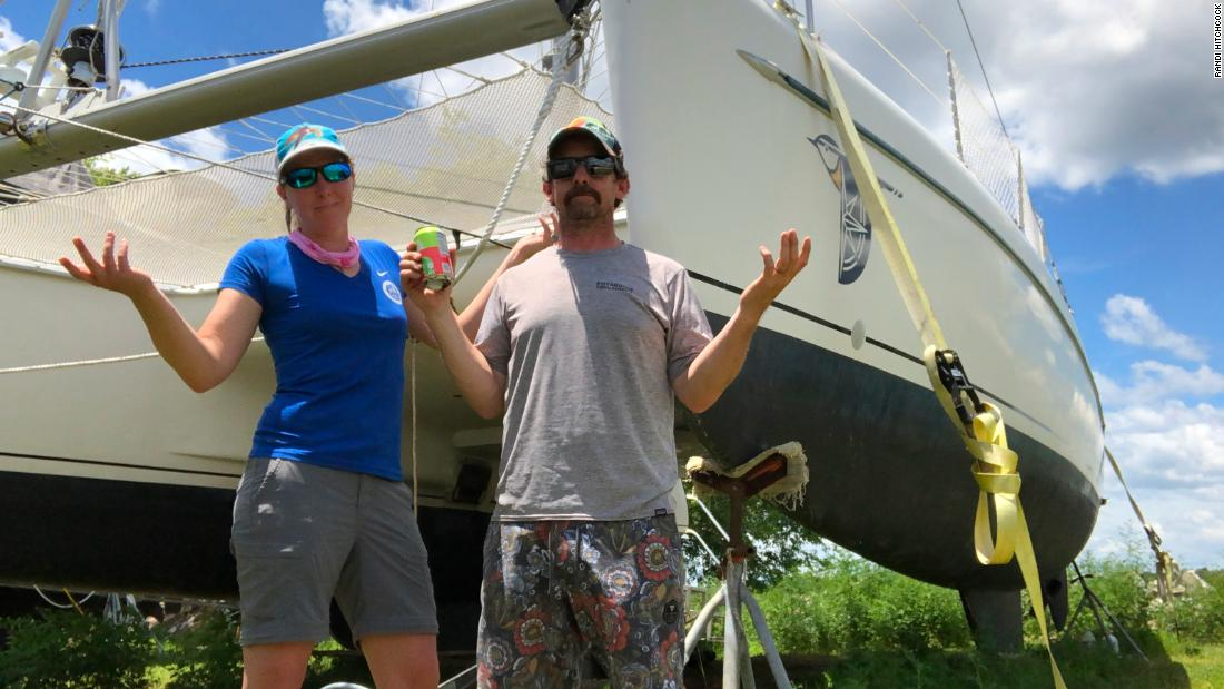 These people have gone all-in on boat life. Here's how they did it