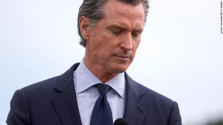 California judge denies Newsom's request to be listed as Democrat on recall ballot