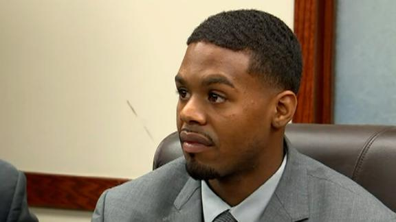 Black apprentice electrician is speaking out after he says he found two nooses hung in his work area on Long Island, allegedly put there by white co-workers. Kyrin Taylor said he showed up to Cooper Power & Lighting Corp. in Farmingdale in the early morning hours of Tuesday, April 20, to find a fully tied noose and a second attempt at a noose clearly hanging in an area he frequents on a daily basis.
