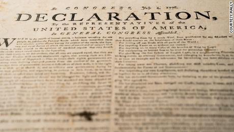 Exclusive: The Declaration of Independence is the next hot IPO