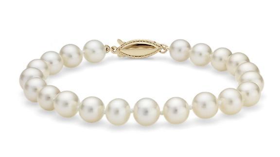 Freshwater Cultured Pearl Bracelet