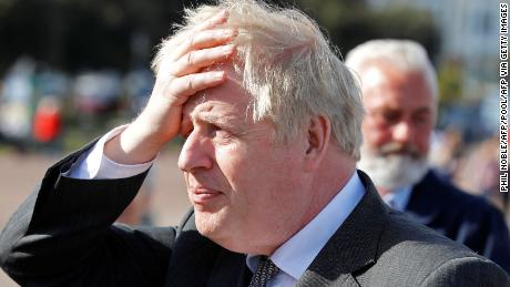 Boris Johnson denies disrespecting Covid-19 victims. But the political crises are piling up.