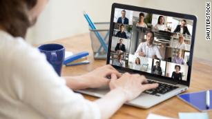 Experts encourage remote workers to turn on their video during meetings to facilitate nonverbal communication.