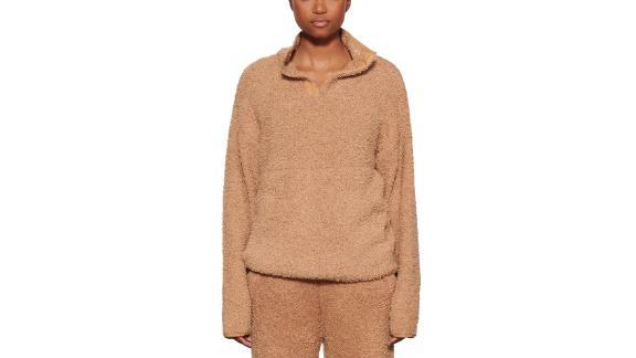 Skims Cozy Knit Pullover