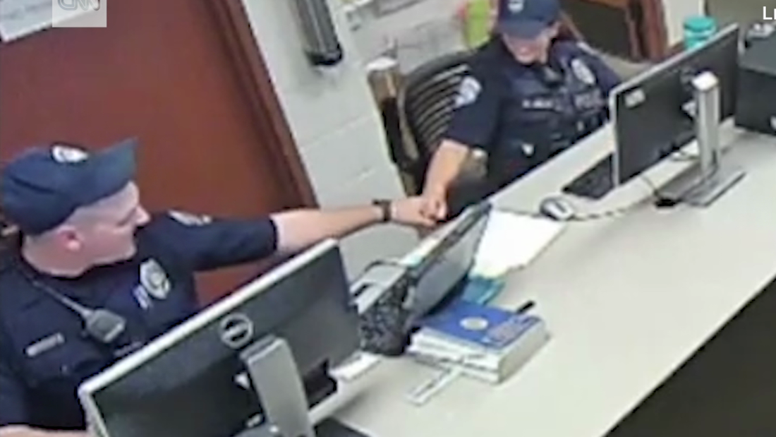 Three Loveland police officers involved in violent arrest of elderly woman with dementia resign – CNN