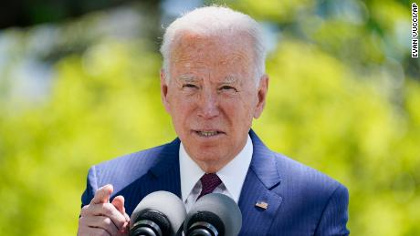 CNN Poll: Majority of Americans approve of Biden and his priorities in first 100 days