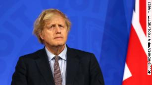 Boris Johnson extends Britain's pandemic restrictions as variant stunts vaccine rollout