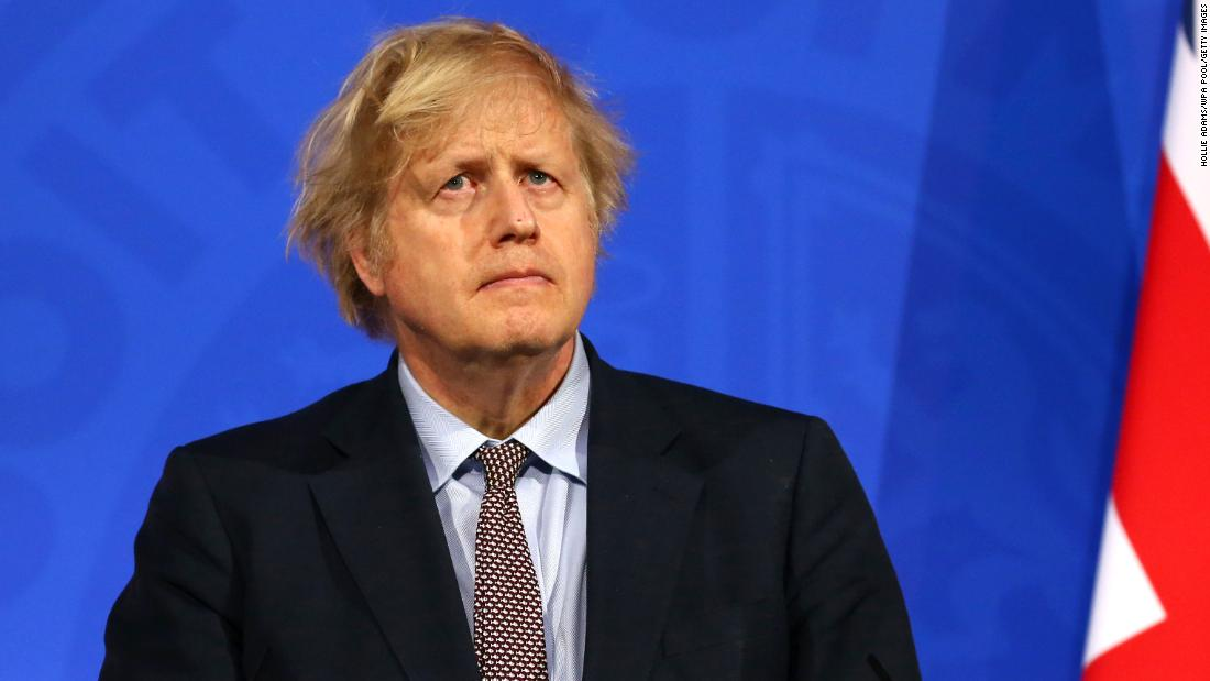 Boris Johnson will face formal investigation into apartment renovation costs – CNN