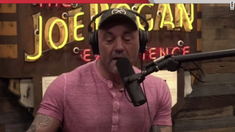 Joe Rogan's lame medical advice