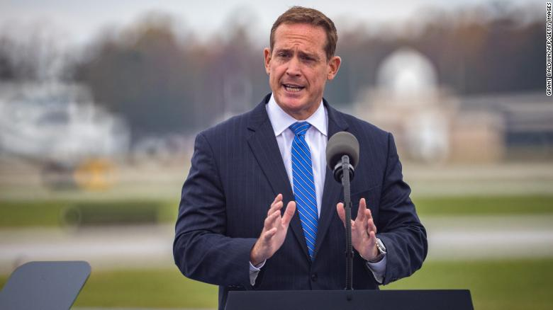 Budd launches North Carolina Senate bid by aligning himself with Trump in growing primary field