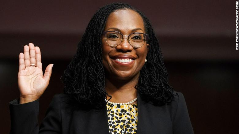 Biden's pick to serve on powerful DC-based appellate says her experience as a Black jurist 'might be valuable' if confirmed