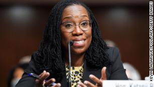 Senate votes to confirm key Biden judicial nominee Ketanji Brown Jackson