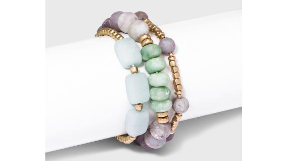 Universal Thread Semiprecious Bracelet Bar Collection