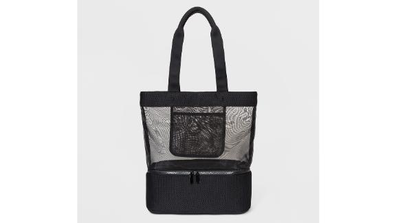 Shade & Shore Mesh Tote Handbag
