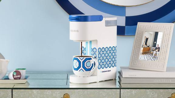 Keurig K-Mini Basic Jonathan Adler Limited-Edition Pod Coffee Maker