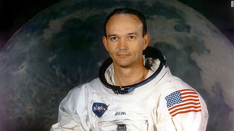 Michael Collins, Apollo 11 astronaut, has died at age 90 210428122626-01-michael-collins-apollo-11-exlarge-169