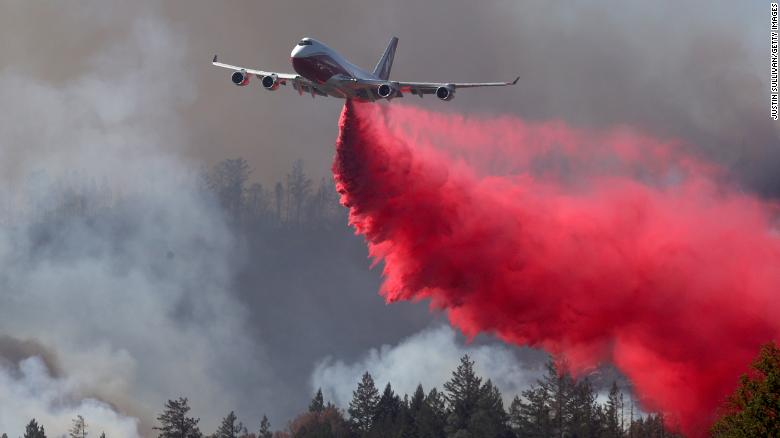 World's largest firefighting plane grounded as the West braces for another destructive wildfire season