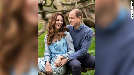 The Duke and Duchess of Cambridge celebrated their 10th wedding anniversary on Thursday.