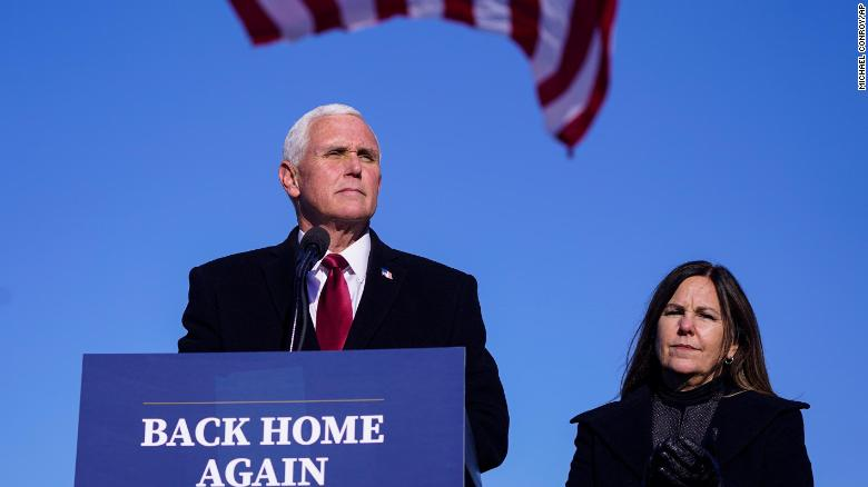 Pence reemerges in South Carolina as he weighs 2024 bid and navigates relationship with Trump