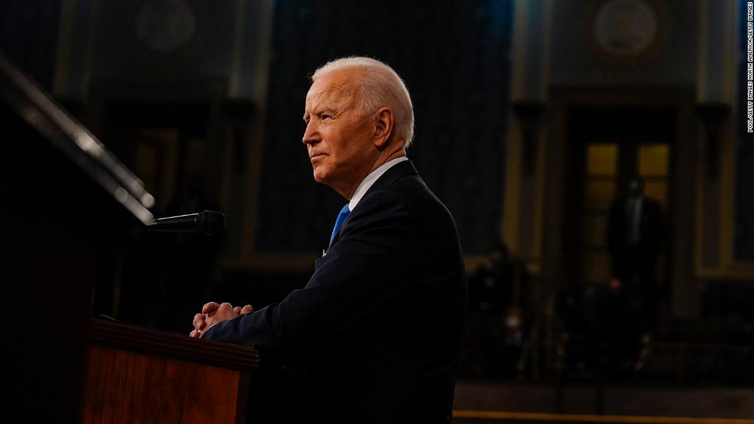 Here's who would get hit by Biden's proposed tax hikes – CNN