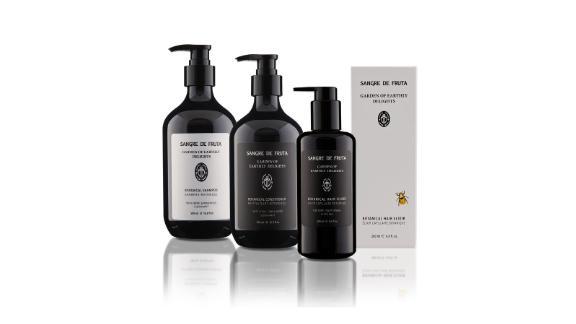 Botanical Hair Care Set