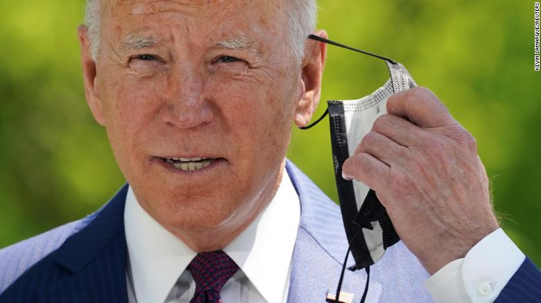 How Biden is as liberal as he said he'd be