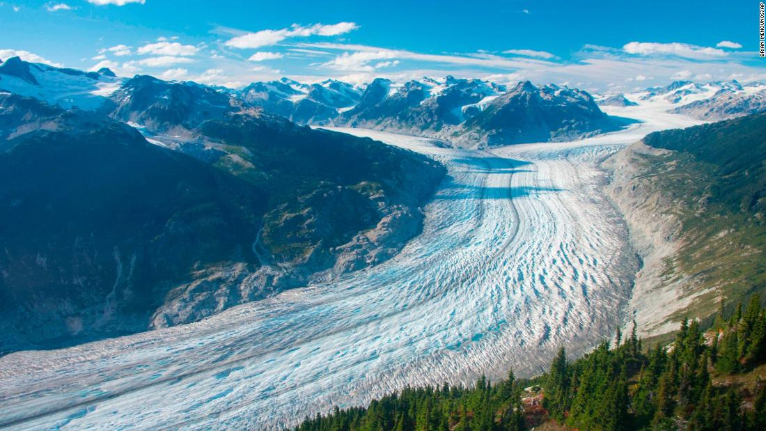 Glaciers are melting much faster than expected study finds – CNN
