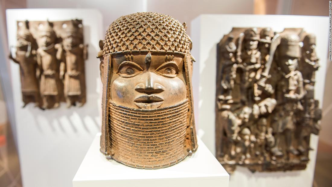 Germany to make 'substantive returns' of artifacts seized in colonial era