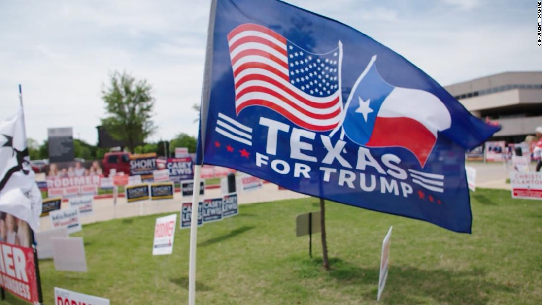 Texas congressional race showcases GOP fight over Trump, conspiracy theories and election lies