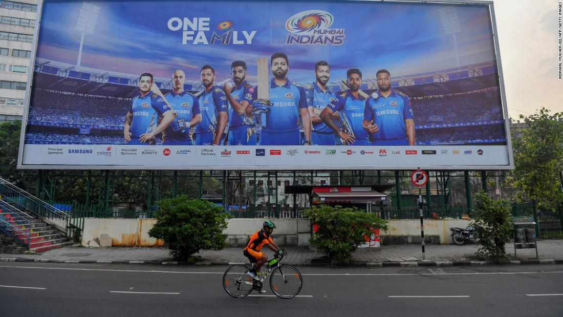 'Some days, it doesn't feel right': As India battles a devastating second wave of Covid-19, the IPL plays on