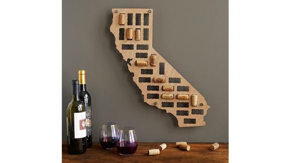 Uncommon Goods Wine Cork States