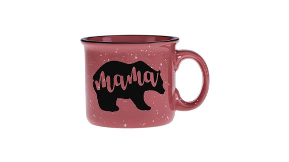 Brooks & Jess Designs Mama Bear Mug