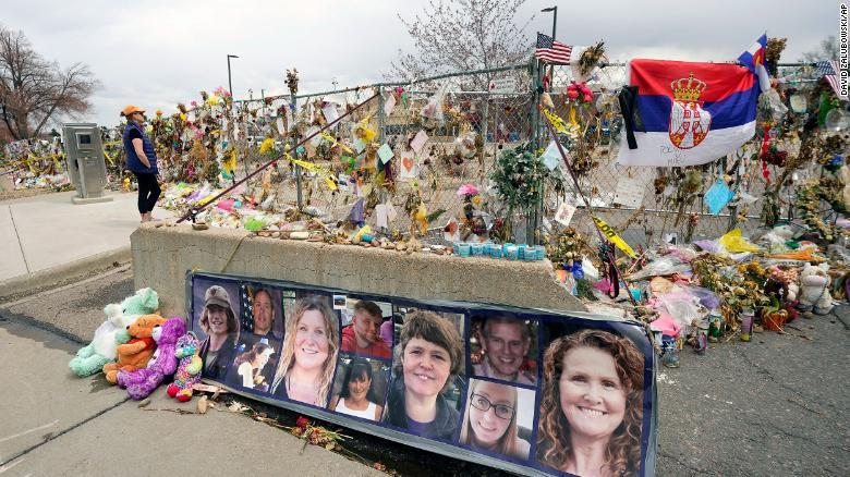 Colorado state Democrats introduce three new gun measures in response to Boulder shooting