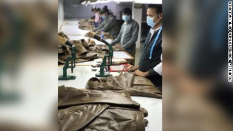 Indian Leather Manufacturer, a leather products exporter based in New Delhi, is struggling to stay in business as the country suffers a devastating Covid-19 second wave.I