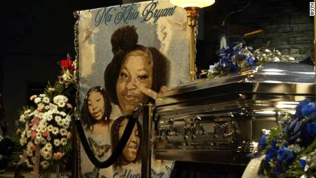 Ma'Khia Bryant's funeral was filled with calls to protect Black girls