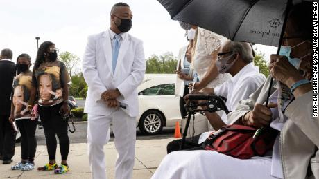 Ma'Khia Bryant's funeral filled with appeals to protect black girls