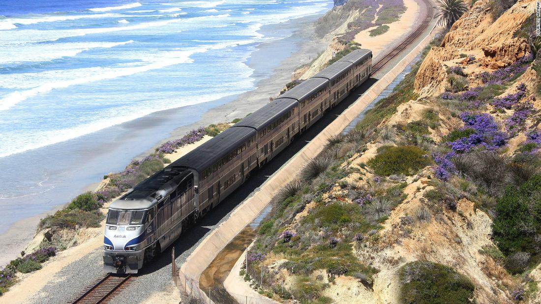 America's Amtrak moment could finally be here – CNN