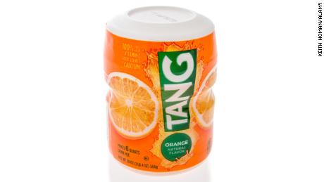 Tang orange drink mix is inextricably tied to '60s space exploration, but the beverage remains popular today.