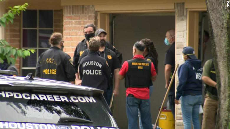 Feds launch human smuggling investigation after police find more than 90 people in Houston home